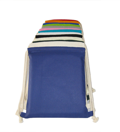 OB128 - Cotton Back Pack