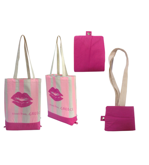 OB129 - Foldable Cotton Bag