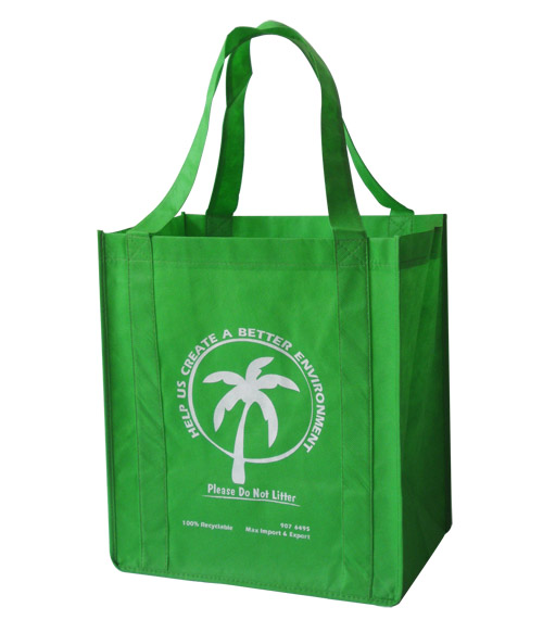 OB431 - Carrier Non Woven Bag