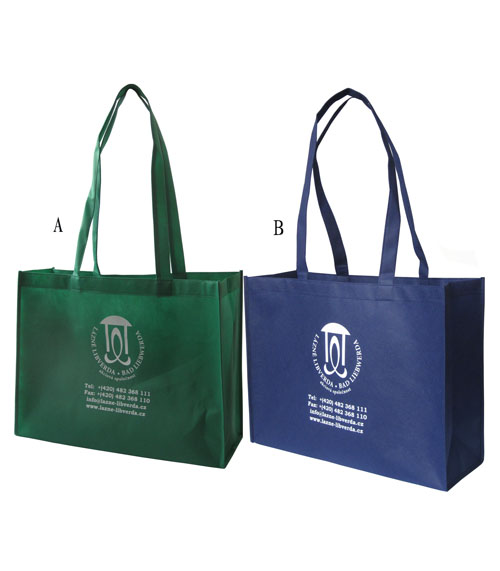 OB432 - Shoulder Strap  Non Woven Bag