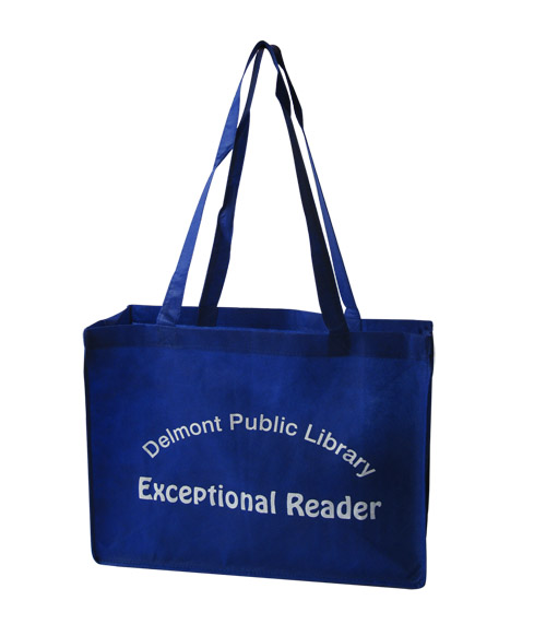 OB433 - Shoulder Strap Non Woven Bag